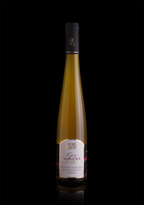 Riesling Grand Cru Wiebelsberg - Sélection de Grains Nobles 2006